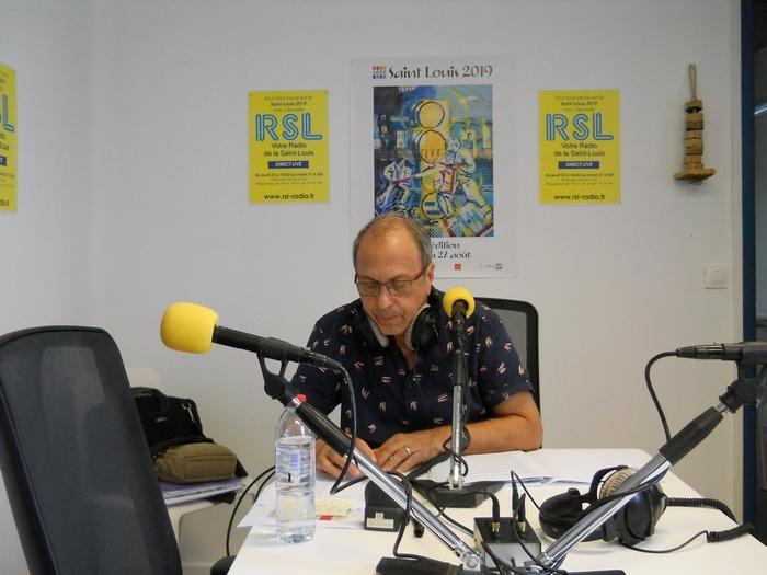 Jean-Pierre Di Isernia aux commandes des matinales