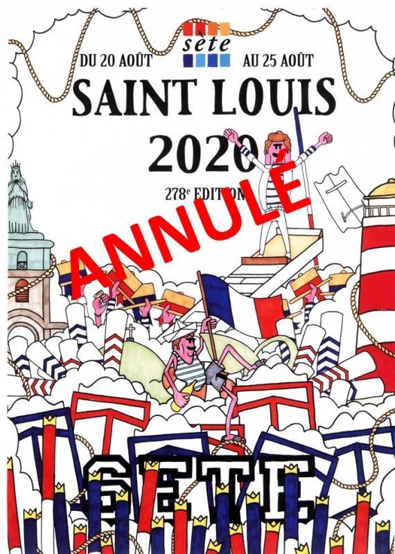 Affiche saint louis 2020