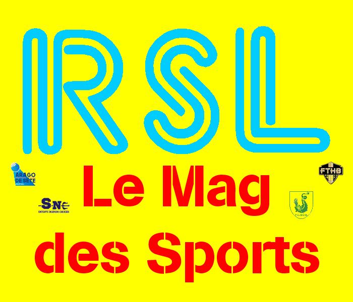 Rsl mag des sports